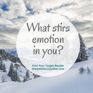 What stirs emotion in you-