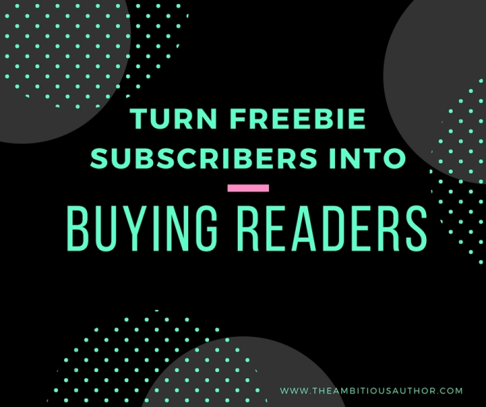 Turn Freebie subscribers