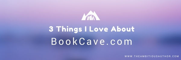 3 things I love about book cave
