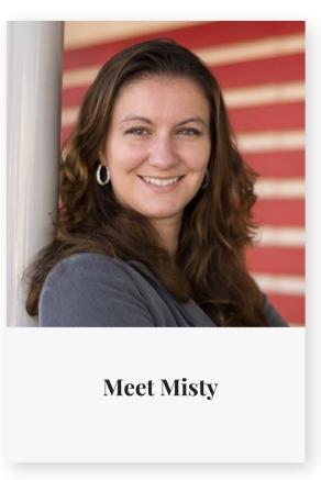 Meet Misty